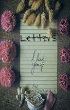 Letters   l.devries by x_noxthxing_x