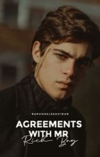 Agreements With Mr Rich Boy | ongoing by RapunzelsSaviour