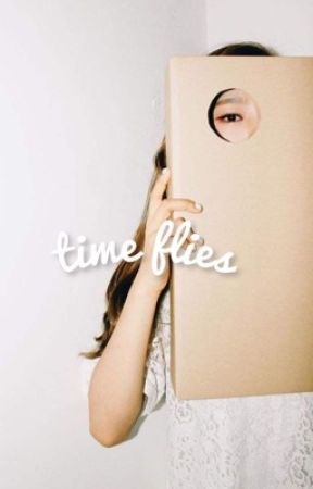 • time flies • by -jeonice