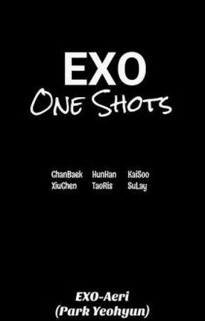 EXO ONE SHOTS by EXO-Aeri