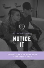 Notice it | Chardre by Whatever18x