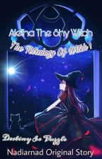 Aletha The Shy Witch (END) by Nadiarnad