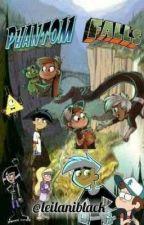 Phantom Falls crossover  by leilaniblack