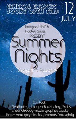 Summer Nights Graphics Awards| Open by AvaHadley_Imogen