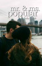 Mr. & Ms. Popular by travisbarker