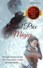 Gran Prix Mágico (Yuri!!! on Ice) by LauraDiction