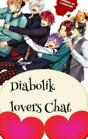 Chat Diabolik lovers by Yuno3522