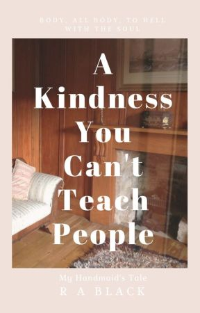A Kindness You Can't Teach People - #MyHandmaidsTale by TheWhiteSeries