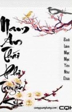 NAM AN THÁI PHI TRUYỀN KỲ (HOÀN) - Bình Lâm Mạc Mạc Yên Như Chức