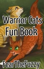 Warrior Cats Fun Book by warriorcatsmjm