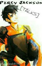 Percy Jackson [TALKS] by karilola033