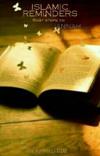 ISLAMIC REMINDERS-Baby steps to JANNAH... by AmmySiddz