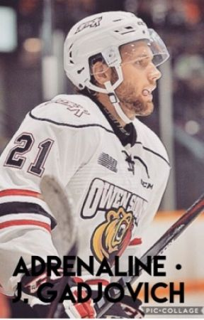 adrenaline • j.gadjovich by bbenny8