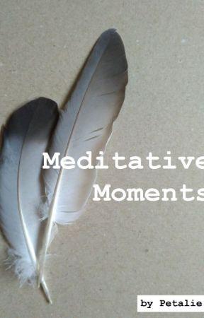 Meditative Moments by petalie