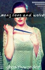 Among Lions and Wolves • |Book 1| by GhostlyWonder