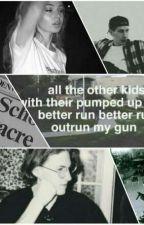 O Massacre de Columbine, 1999 by judhflores