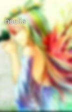 hoelia by mixxrs