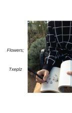 Flowers ➹ VKook by Txeplz