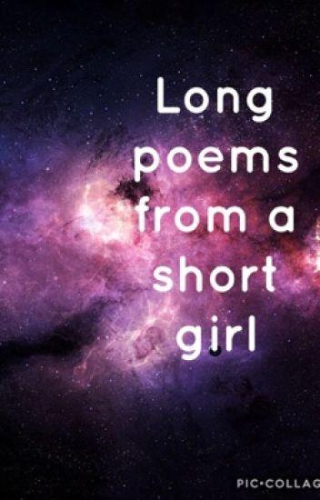 long poems from a short girl - booksareanadventure