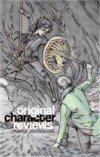 Original Character Reviews  by ThePJO_HOOSquad