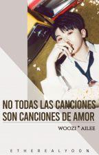 NO TODAS LAS CANCIONES SON CANCIONES DE AMOR |* Jihoon ~ Ailee by Christel_APG