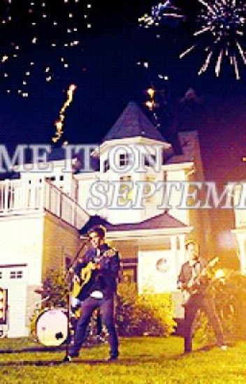 Blame It On September~ An Allstar Weekend One Shot