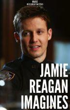 Jamie Reagan Imagines by missmarswrites