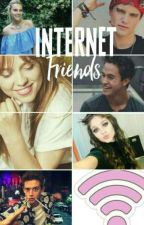 Internet friends   Simbar   Jico   Lutteo  by MendezHoney