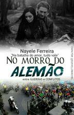 No Morro do Alemão  by NayeleFerreira