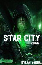 Star City 2046 #MiniDCAwards #DcHeroesAwards by DylanYagualColoma