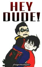 HEY DUDE!     Damian-Jon Texting (ASKIDA) by talialghul