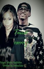 Trust Issues ~August Alsina Love Story~ (EDITING) by AmbreTheWriter