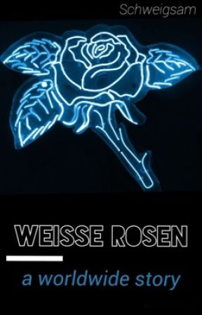 Weisse Rosen by Schweigsam