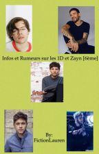 Rumeurs et infos sur les 1D [Suite] [6ème] [Terminer] by FictionLauren
