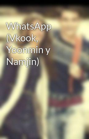 WhatsApp (Vkook, Yoonmin y Namjin) by albanycorona