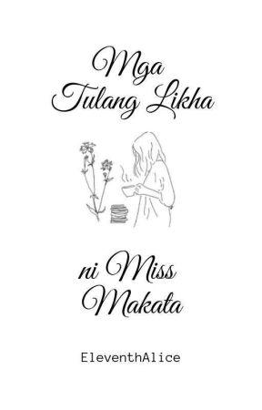 Mga Tulang Likha ni Miss Makata by eleventhalice