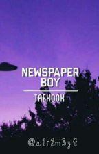 فتى الجرائد \ taekook One Shot  by a1r2m3y4
