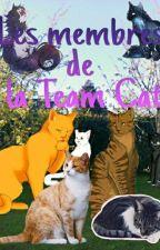 Nous, les membres de la Team by Team_Cat