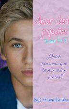 """""""Amor desde pequeños"""" / thomas kuc y tu [TERMINADA] by SraGrazer"""