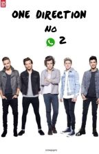 One Direction - No - WhatsApp 2 by Beka-X