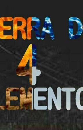 guerra dos 4 elementos by Lucasdark83