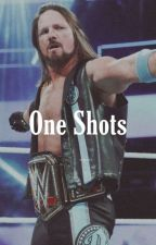 One Shots || WWE by MorriganSchmidt