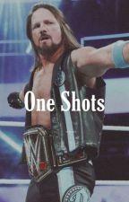One Shots || WWE by StradlinsGuitar