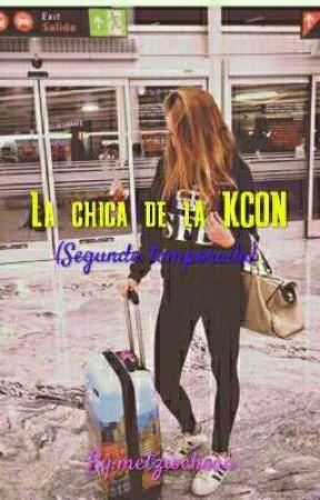 La chica de la KCON 2 by metziochoaa