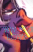 A New Found Love (Garnet x Amethyst + More) by qxeenmonababes
