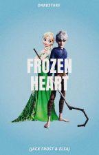 Frozen Heart {Jack Frost & Elsa} by Darkstar5