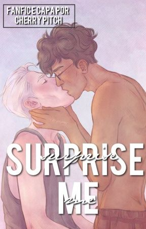 Surprise Me by renatapimentelwrites