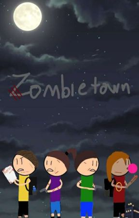 Zombietown by JediSophie