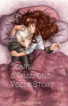 Scars: A Dramione Veela Story by MobyTheGreatWhiteDog
