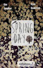 Spring day  ↪  [ChenBaek] by Mellifluous_7